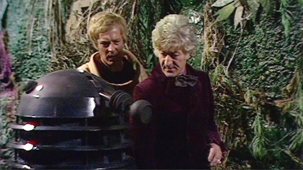 BBC One - Planet of the Daleks: Part 2 - Doctor Who, Season 10 ... Home Planet Of The Daleks on cybermen home planet, angel home planet, sontaran home planet, doctor who dalek planet, time lords the home planet,
