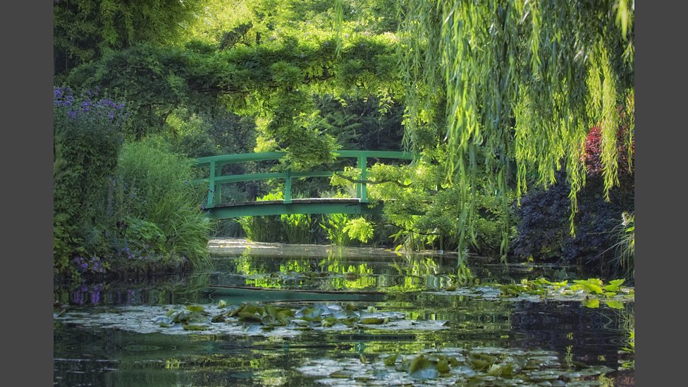 Claude Monetu0027s Garden, Giverny, France