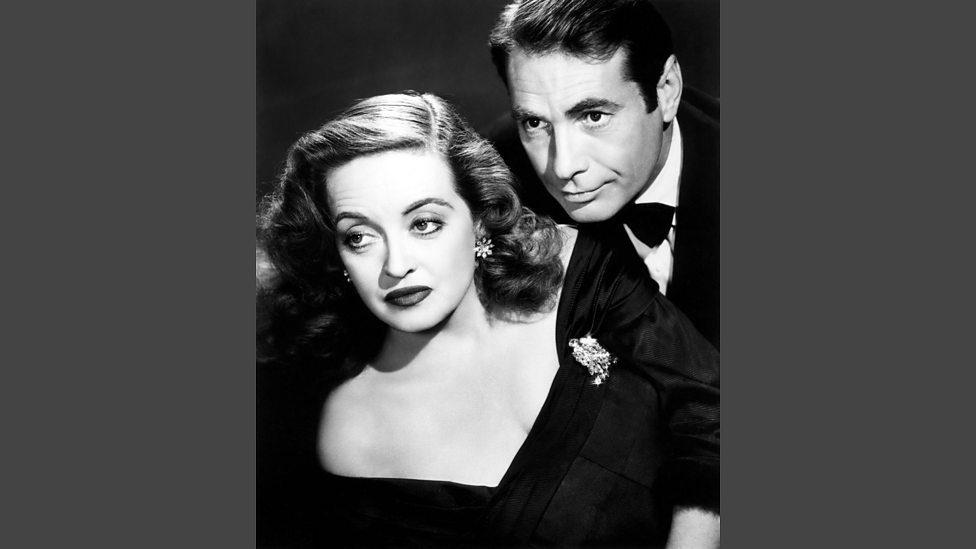 Image result for bette davis and gary merrill in all about eve