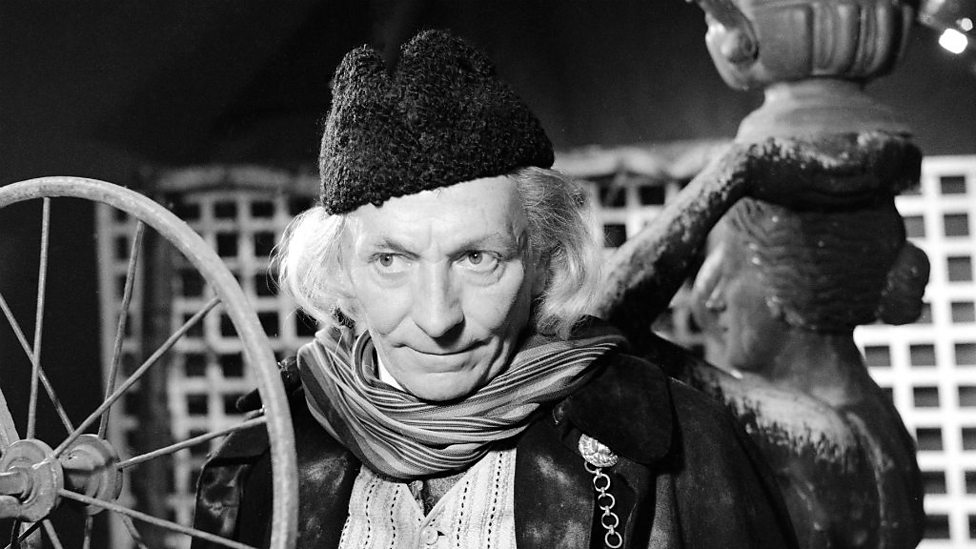 Image result for william hartnell doctor who