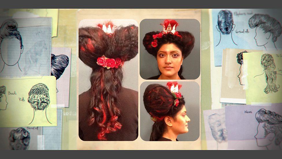 Bbc Three Queen Of Hearts Hair Series 1 Fairytale Round
