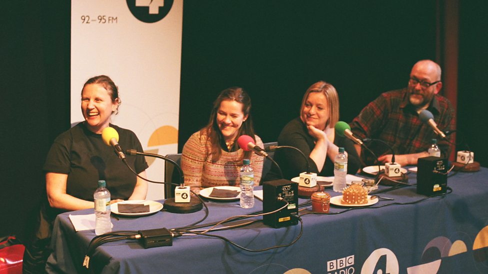 Angela Hartnett Annie Gray Rachel McCormack and Tim Hayward. The Kitchen Cabinet  sc 1 st  BBC & BBC Radio 4 - The programmeu0027s presenter Jay Rayner - The Kitchen ...