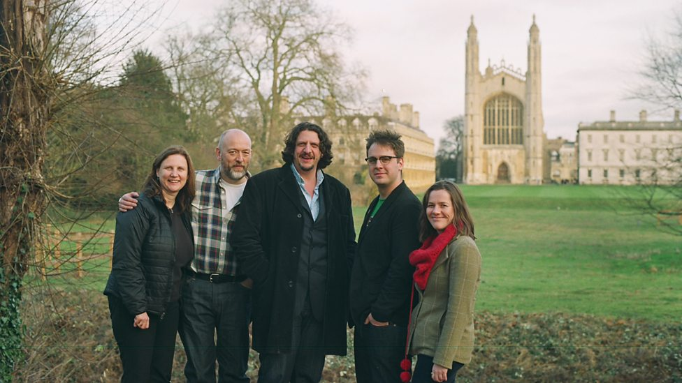 The Kitchen Cabinet #27: The Team Visit Cambridge: Angela Hartnett, Tim Hayward, Jay Rayner, Tim Anderson And Annie Gray. The Kitchen Cabinet