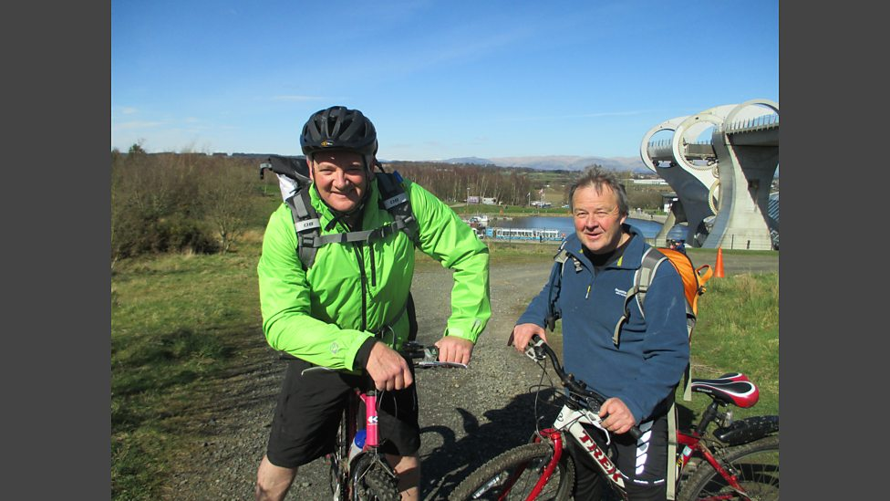 Falkirk Wheel  sc 1 st  BBC & BBC Radio Scotland - Out of Doors Out of Doors - JOHN MUIR WAY