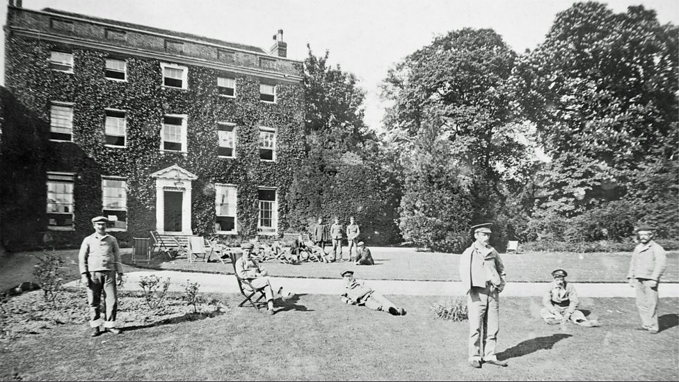 BBC - The First Great Eastern, Cambridge. A hutted hospital built on ...