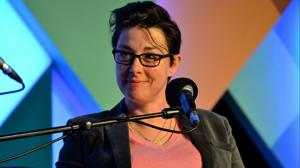 sue perkins and anna richards