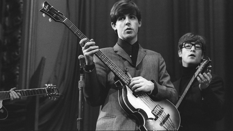 Paul McCartney On Saturday Club In 1963