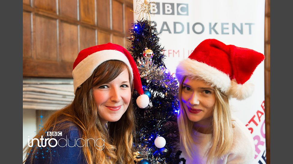 BBC Radio Kent - Abbie McCarthy and Florrie at BBC Introducing in ...