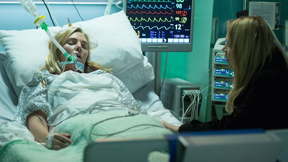 bbc one c is for coma eastenders the a z of eastenders 2014