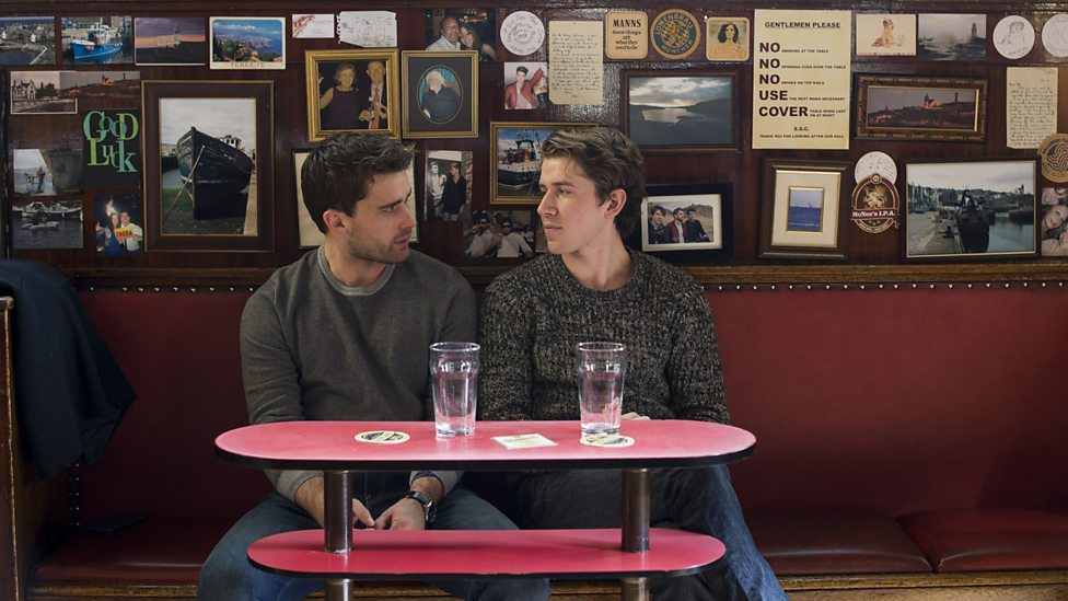 Bbc One Stewart Christian Cooke And Ferg Chris Fulton A