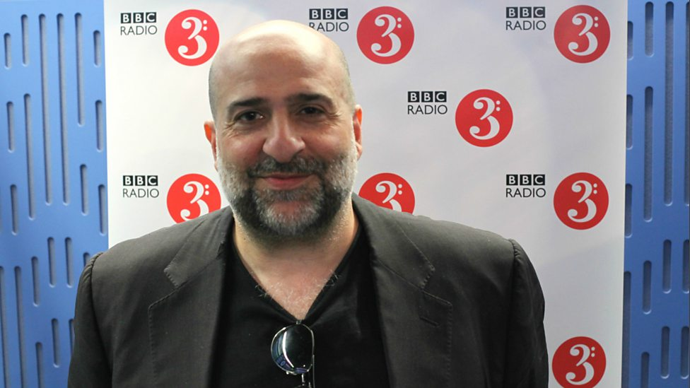 omid djalili top gear