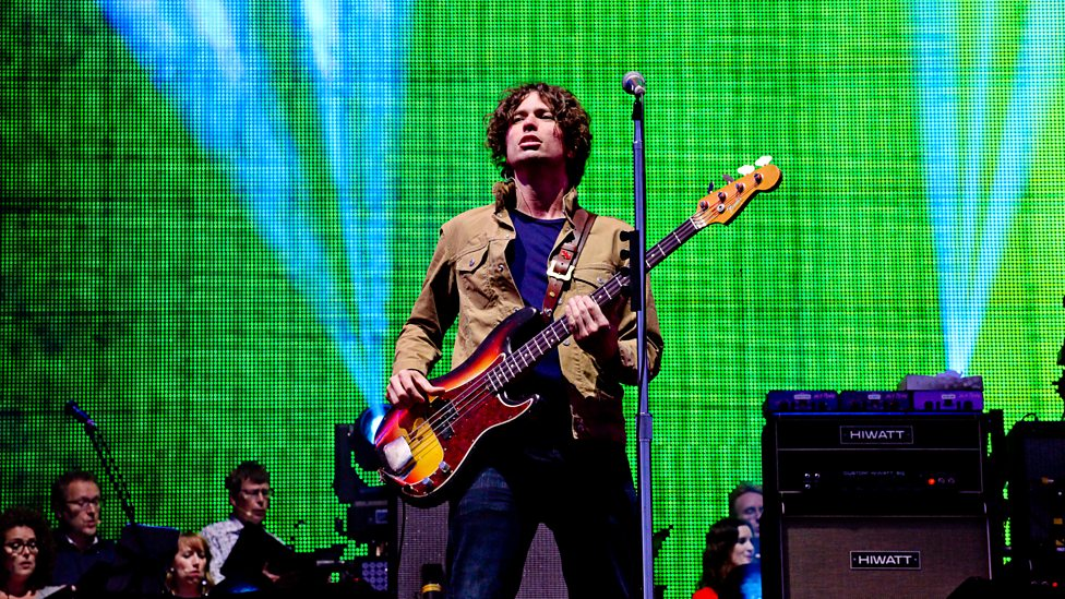 noel gallagher 2018 t in the park BBC Music   Noel Gallagher's High Flying Birds at T in the Park  noel gallagher 2018 t in the park