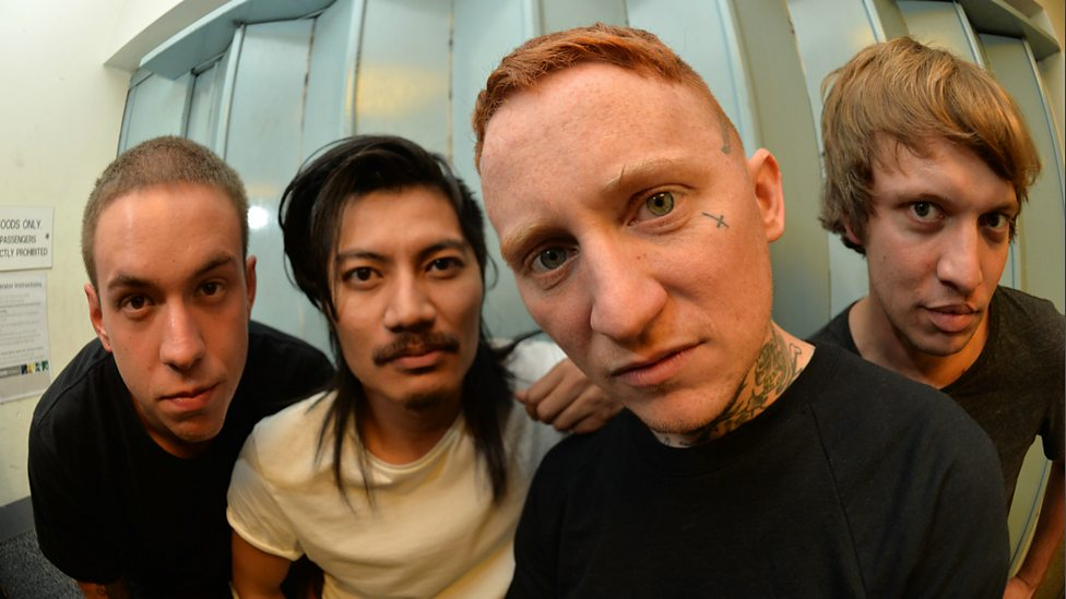 Image result for frank carter and the rattlesnakes
