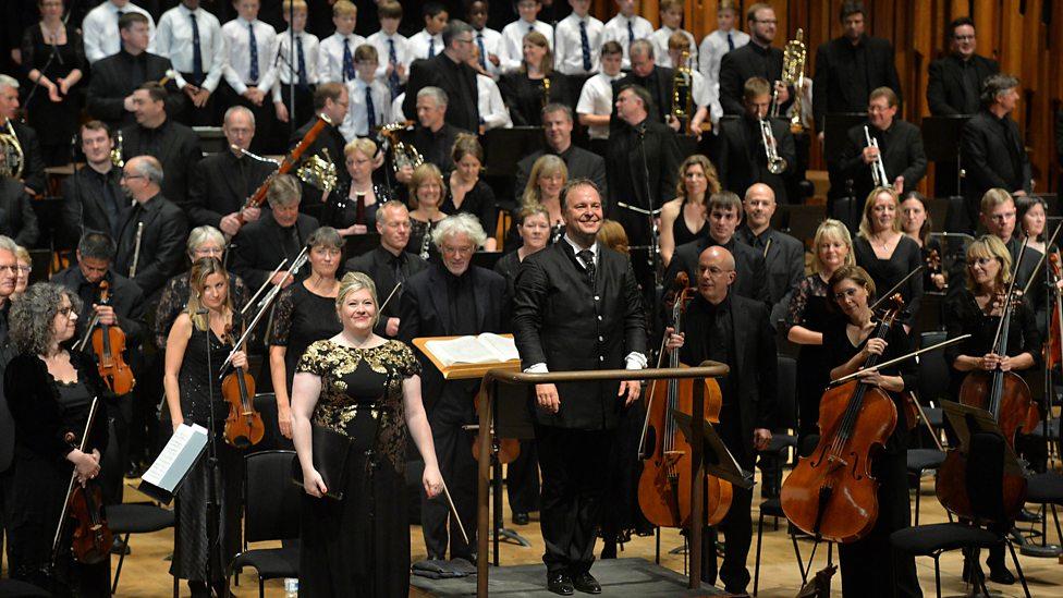 BBC Symphony Orchestra BBC 24 September BBC Symphony Orchestra amp Chorus season opening