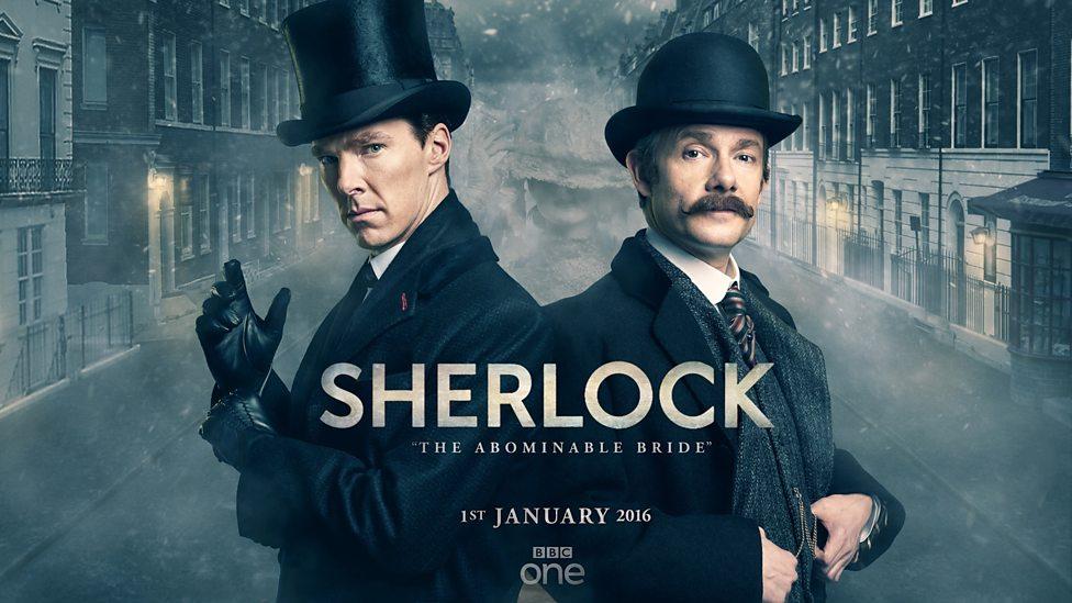 Výsledek obrázku pro SHERLOCK BBC