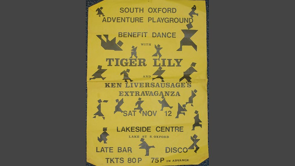 PHOP Maurice's Tiger Liley poster