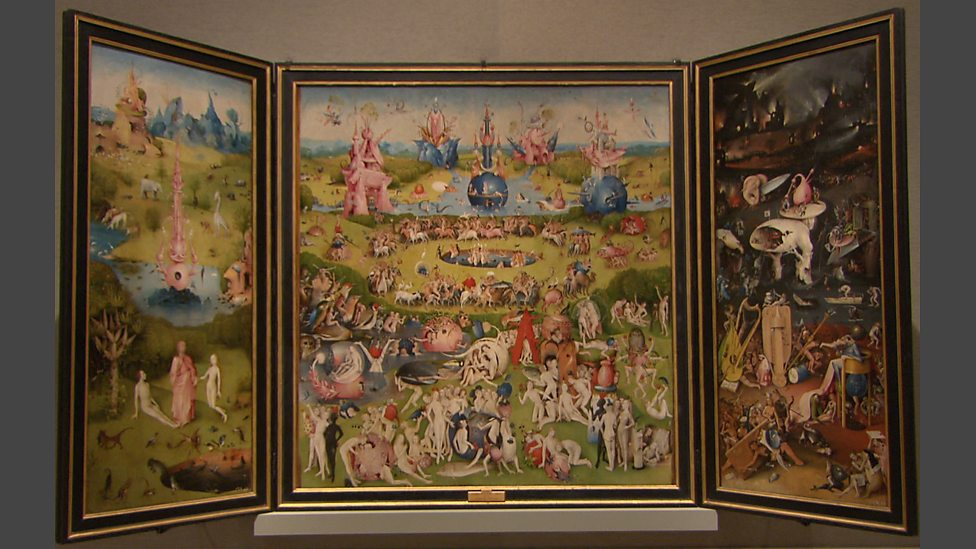 BBC Four Hieronymus Bosch Garden of Earthly Delights The