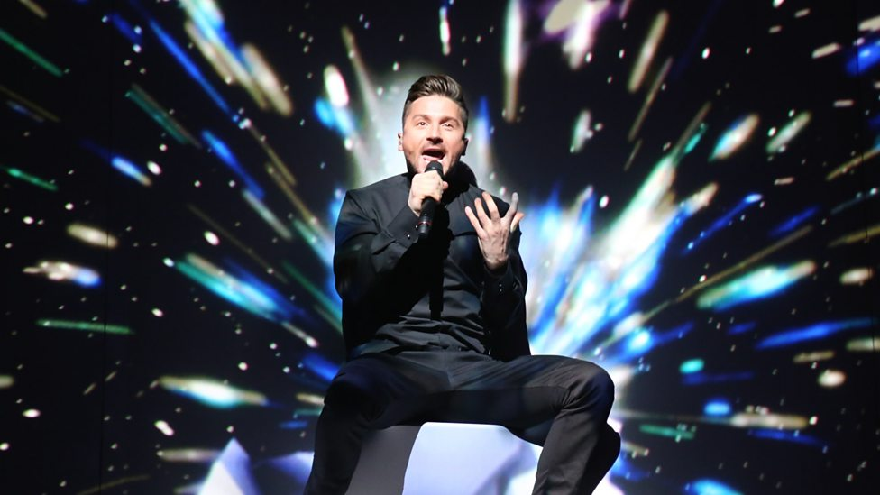 Image result for sergey lazarev eurovision