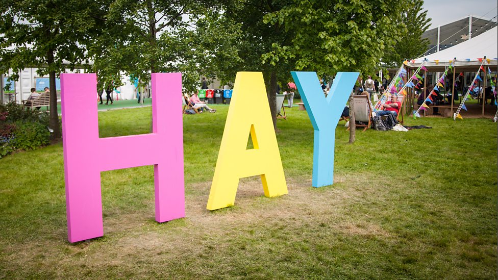 hay on wye when to go