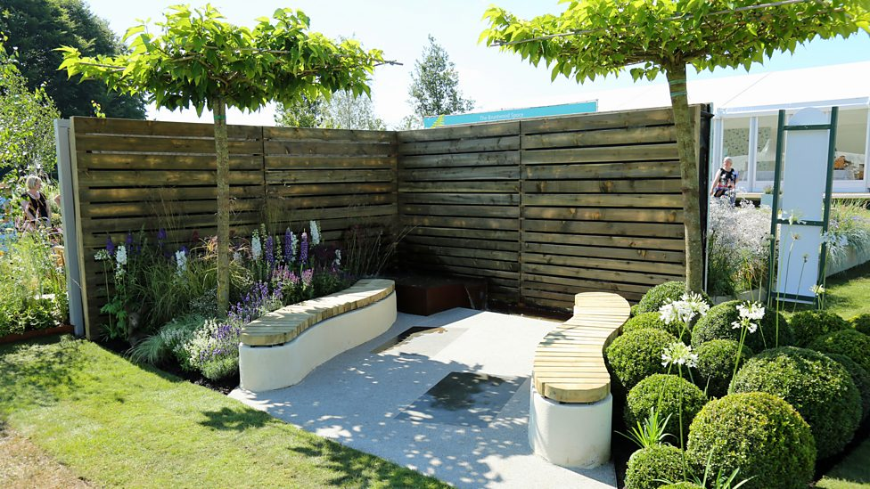 BBC Two RHS Flower Show Tatton Park Back To Back Gardens - Pictures of back gardens