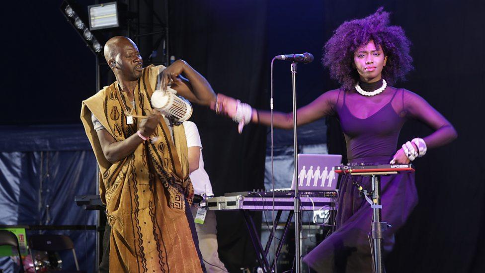 Resultado de imagen de WOMAD african musicians