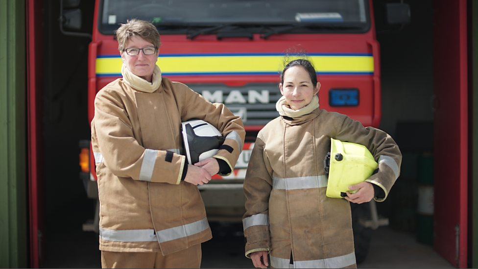 BBC One - Fair Isle Fire Fighters - Fair Isle: Living on the Edge ...