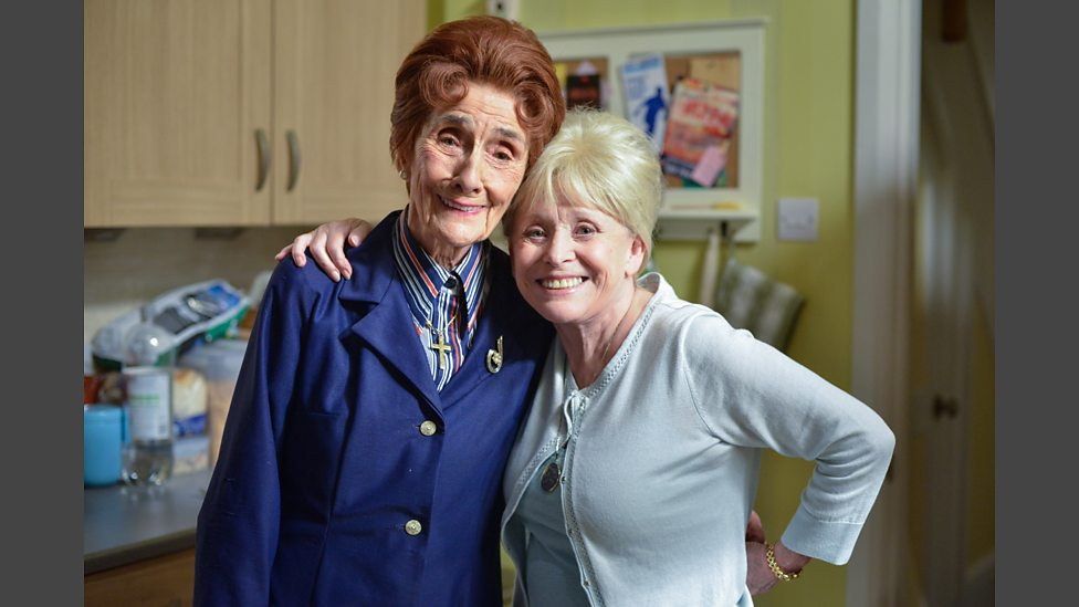 Image result for filming dot cotton