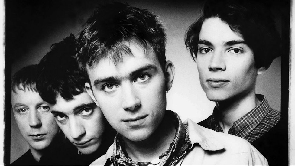 bbc radio 6 music blur steve lamacq with rock photographer tom