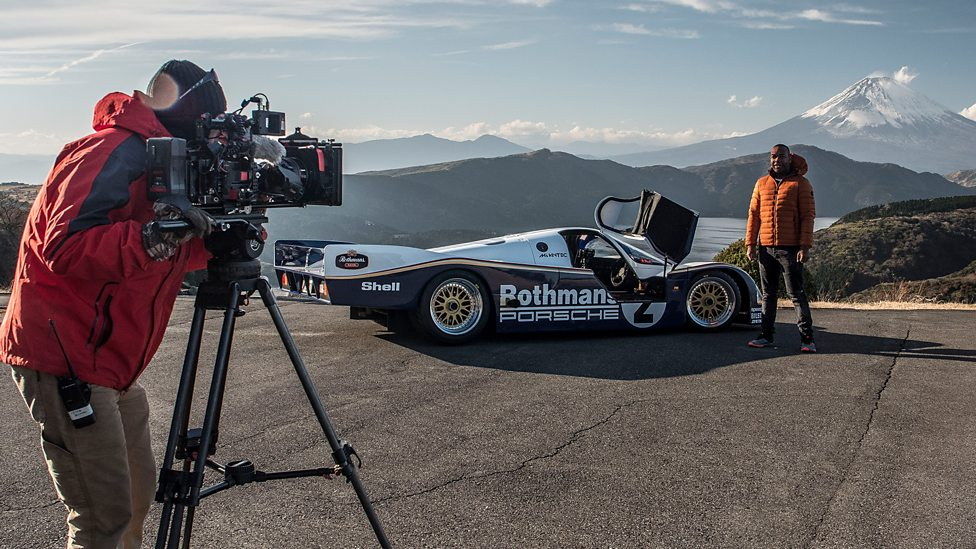 Bbc Two Its The 3x Le Mans Winning Porsche 962 And Its Fully