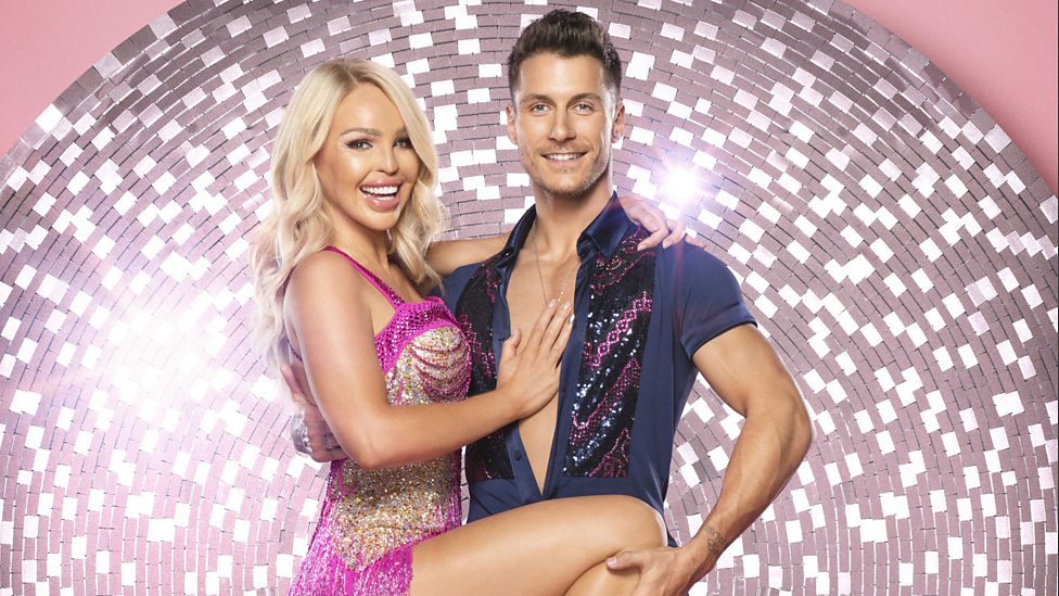 (Retired ) 14/10/18 Katie Piper and Gorka Marquez