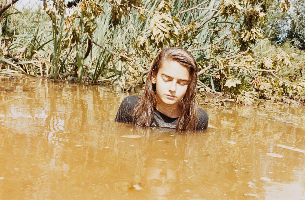 BBC - Juergen Teller: Woo! - Lola in Pond, Suffolk, 2010