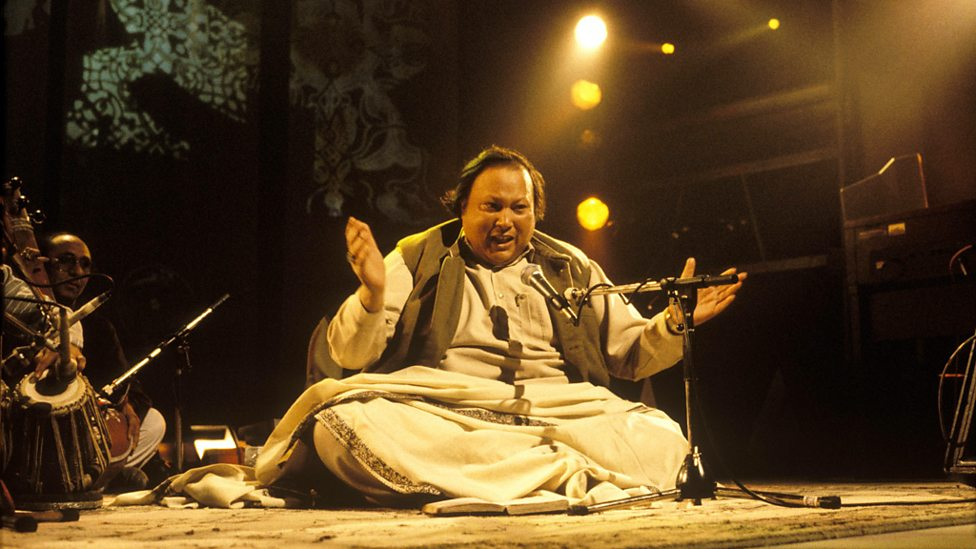 Image result for nusrat fateh ali khan