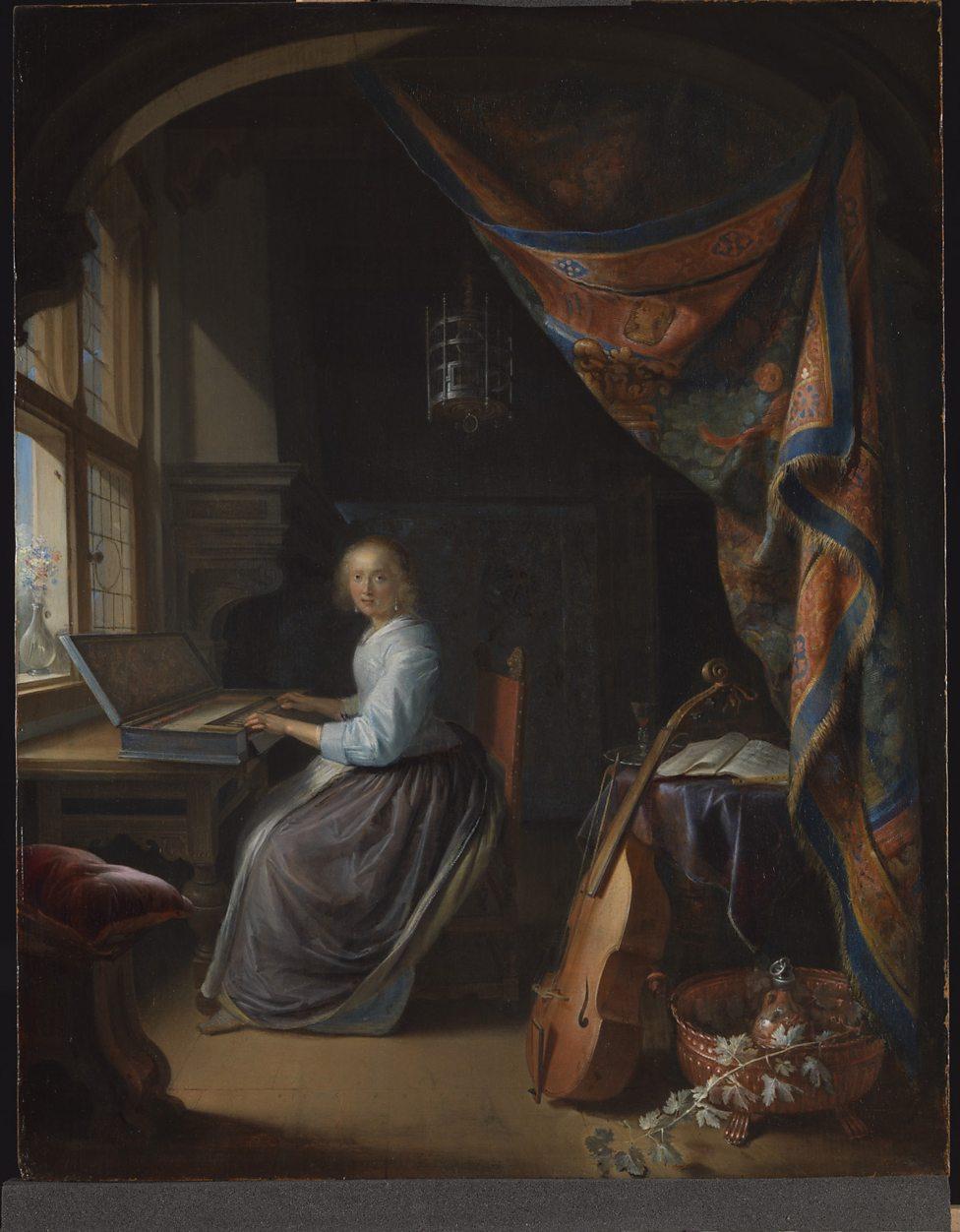 Vermeer The Art Of Painting