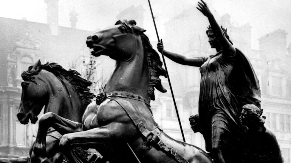 Boudica Warrior Queen