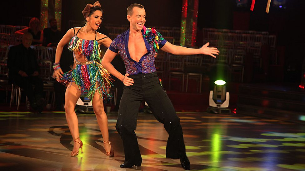 0a7ccfe493c20c BBC One - Strictly Come Dancing, Dress Rehearsal: Week Four - Julien ...