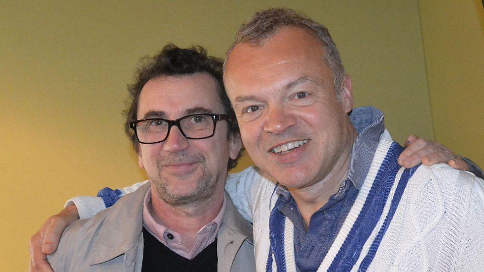 BBC Radio 2 - Graham Norton, With Dame Angela Lansbury