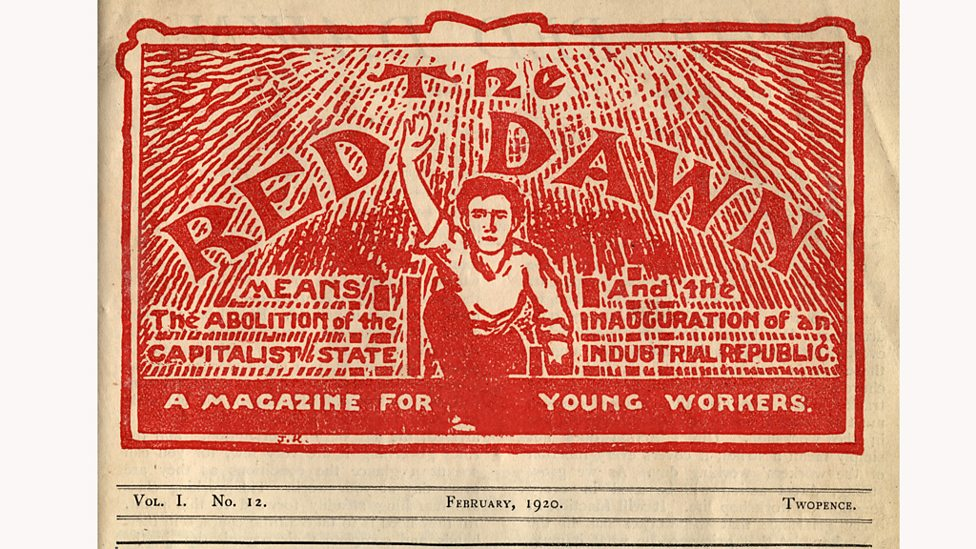 Red Dawn masthead
