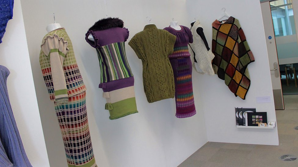 Bbc Two The Arts Show 2014 2015 Episode 3 Behind The Scenes Belfast School Of Art June 2014 Textiles And Fashion