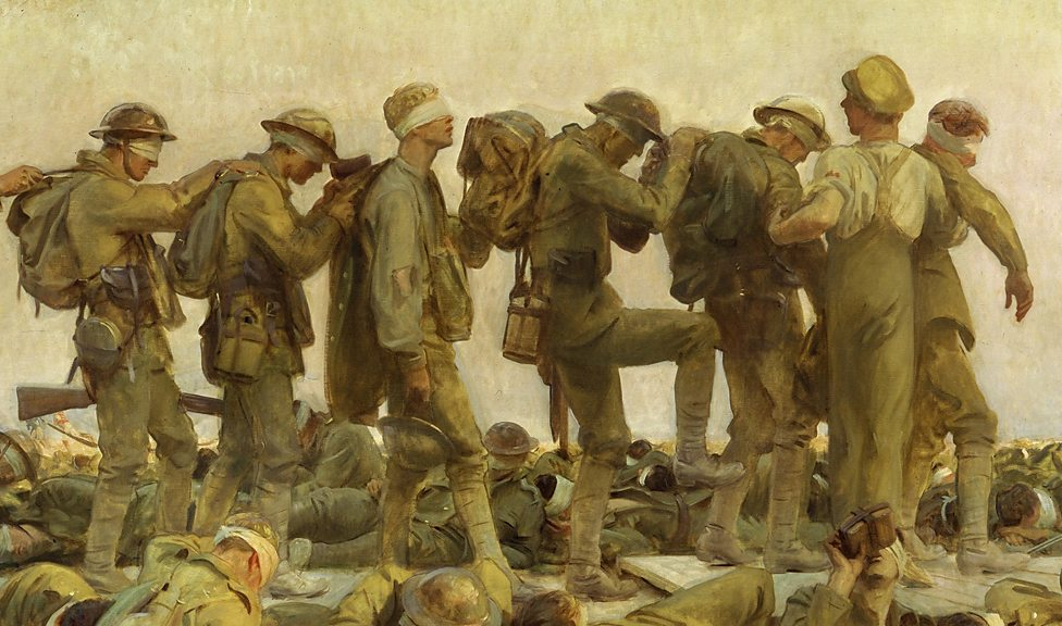 Bbc Iwonder How Does Art Help Us Remember World War One
