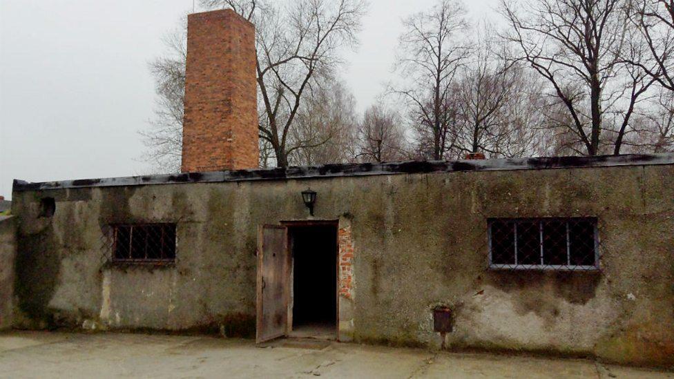 Auschwitz Museum Gas Chamber