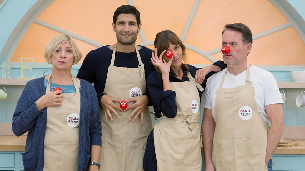 Great British Bake Off Comic Relief Full Episode - Kahoonica