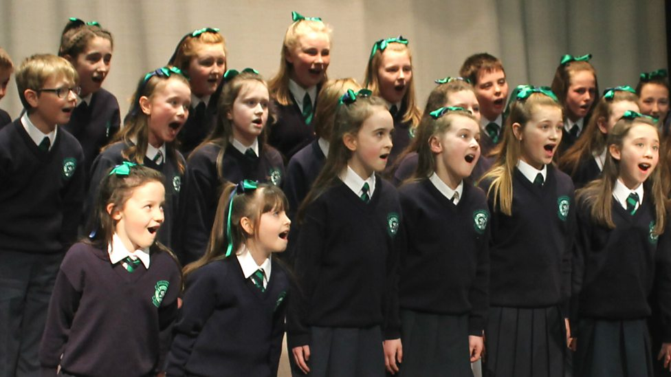 BBC Radio Ulster - BBC Radio Ulster School Choir of the Year