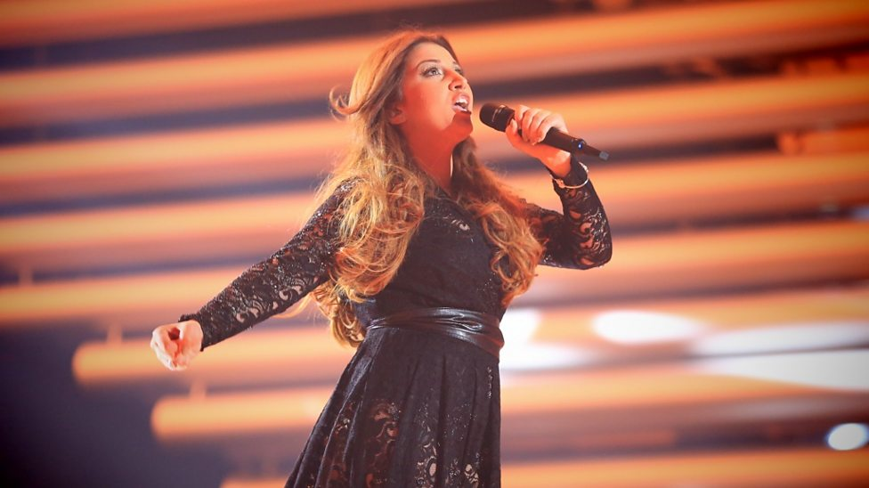 BBC One - Eurovision Song Contest, 2015, Semi-Final Two