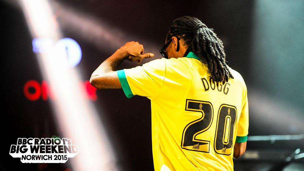 BBC Radio 1 - BBC Radio 1's Big Weekend, 2015, Snoop Dogg at