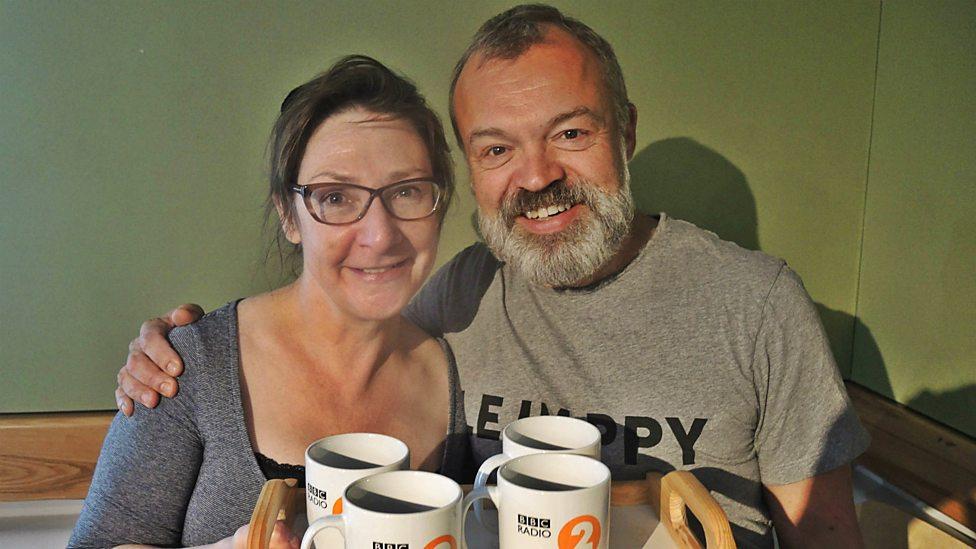 BBC Radio 2 - Graham Norton, June 2015 - Anita Dobson