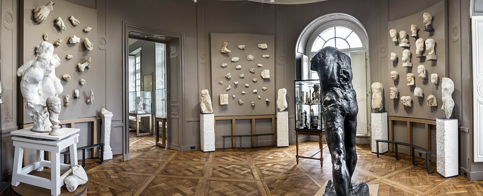 Go figure The Rodin Museum reopens in Paris : rodin doors - pezcame.com