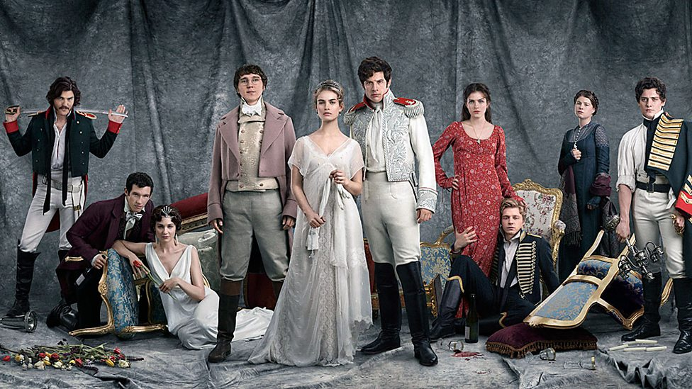 War & Peace - BBC2016
