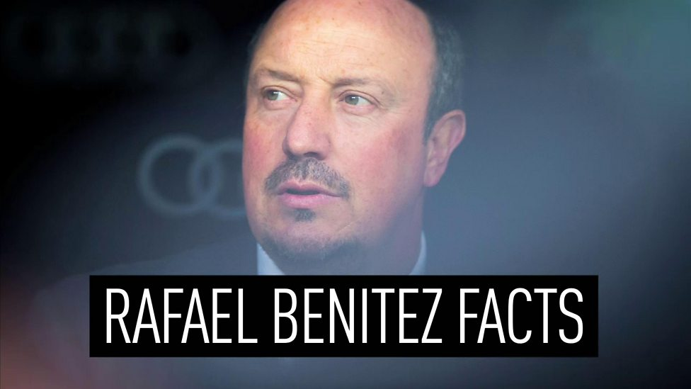 Rafael Benitez's career facts