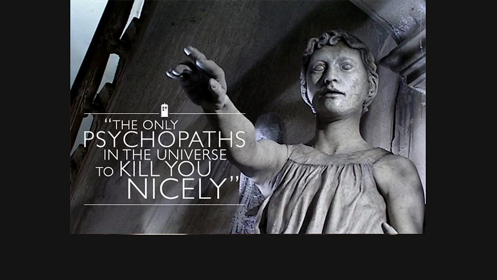 Image result for weeping angels doctor who