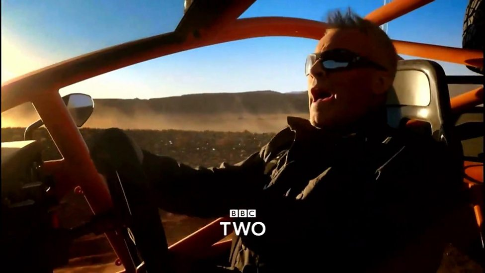 First look at new Top Gear series